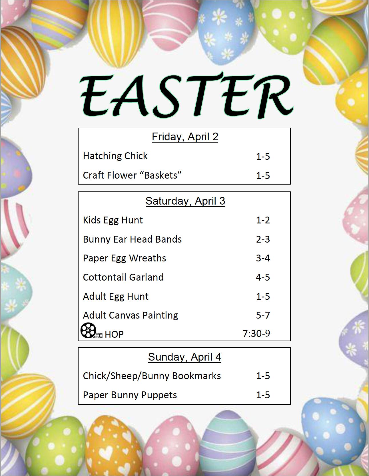 Easter VOR 2021