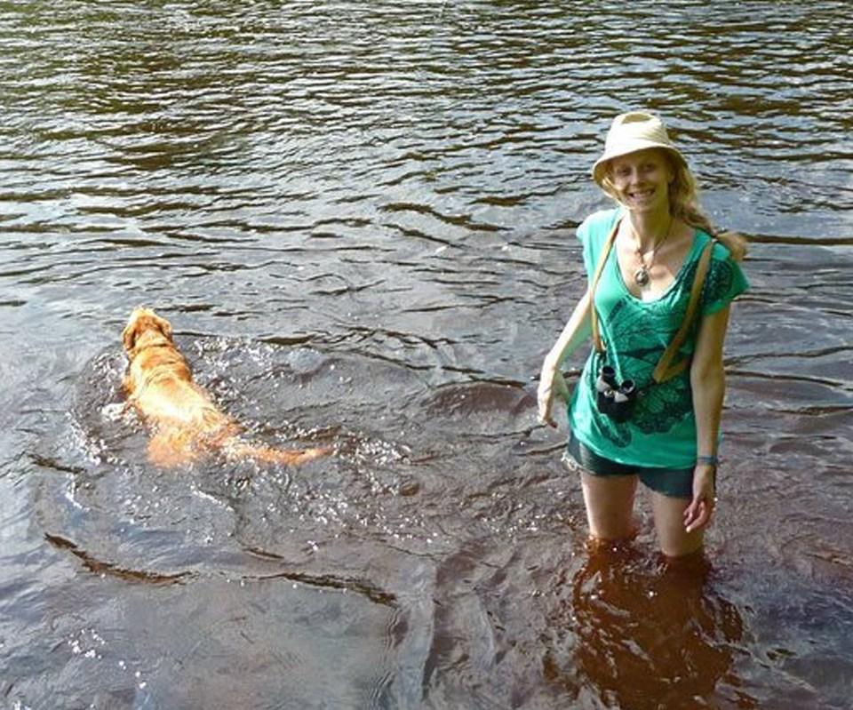 oa-wading
